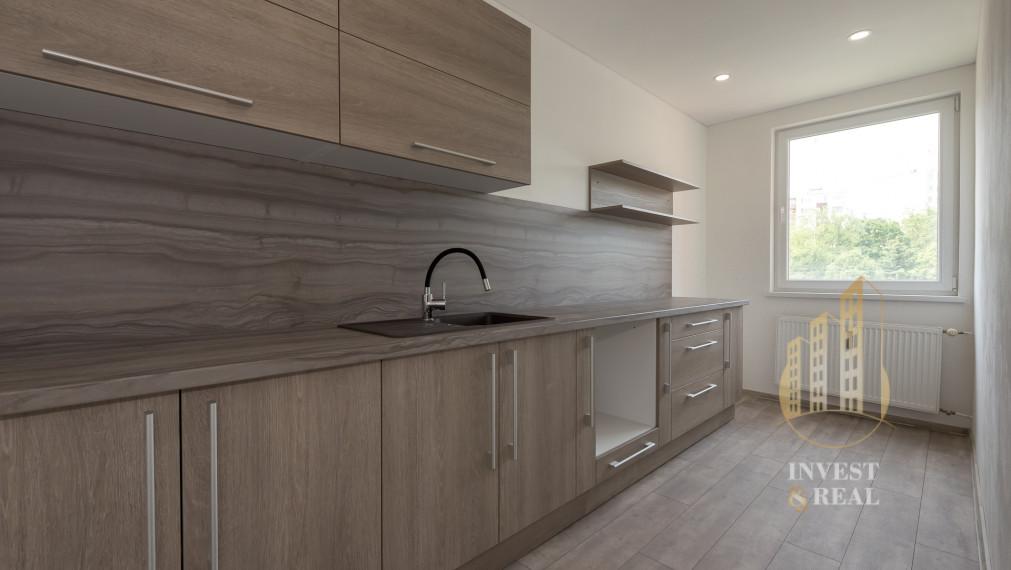 I&P Invest Real   PREDAJ 3 izbového bytu na ulici Starozágorská - KVP