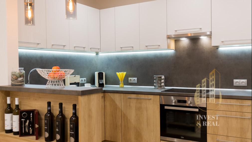 Invest & Real | Novozrekonštruovaný 3-izbový byt v Moldave