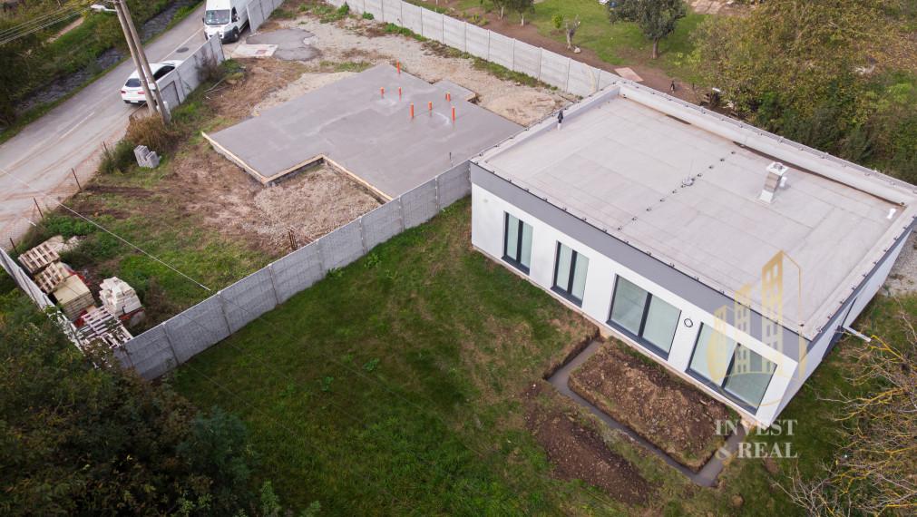 Invest & Real | Na predaj rodinny dom NOVOSTAVBA v obci Kechnec