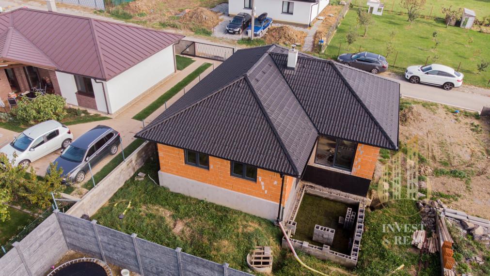 Rezervované | Invest & Real | Na predaj rodinný dom NOVOSTAVBA - Hodkovce