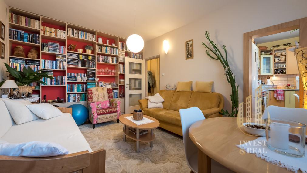 Invest & Real   Príjemný  2 izbový byt na Terase v Košiciach